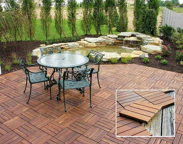 Choose The Right San Marcos Flooring For Your Patio Area
