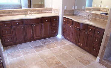 Counter tops can attract ants and other pests.