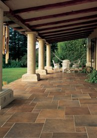 Tiled Patio Designs