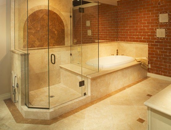 Spoilt For Choice Modern Types Of Bathroom Flooring For - Types of bathroom flooring